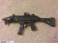 For Sale/Trade: CZ Scorpion Evo