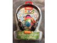 Maxell Kids Safe Headband Headphones W/ Mic Black