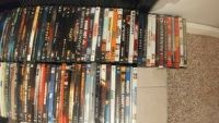 Lot of 182 DVD's