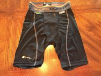Boys size Xl shock doctor shorts with cup holder