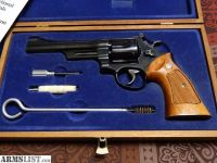 For Sale: Beautiful Smith & Wesson 27-2 (357 Mag) in Presentation Case 1978