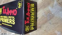 For Sale: Tula Small Pistol Primers