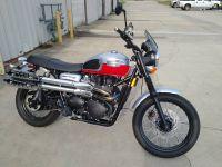 2014 Triumph Scrambler Dual Purpose Motorcycles Fayetteville, GA
