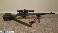 For Sale: Springfield M1A Loaded Olive Drab