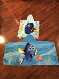 Dory Baby toddler towels with hoods