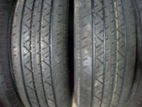 Find TWO ST205/75R14,ST 205/75R14 Radial Boat, Camper, Trailer Tires Load Range C motorcycle in Dyersburg, Tennessee, United States