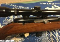 For Sale: Weatheby semi auto rifle