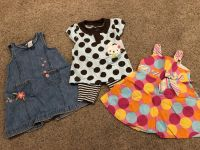 Summer outfits size 12 and 12-18 months