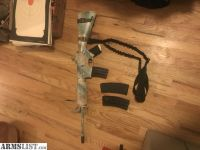 For Sale: AR-15 Cavalry Arms CAV-15 MKII, Lightweight 223