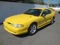1998 Ford Mustang Base 2dr Fastback