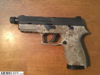For Sale/Trade: Sig Sauer P250 Tactical