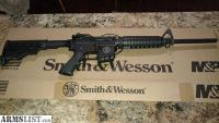 For Sale/Trade: S&W SMITH & WESSON NRA EDITION AR 15 .223/NATO TRADE