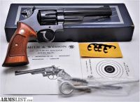 For Sale: S&W 25-2 45ACP TARGET REVOLVER