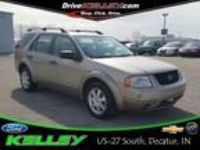 2006 Ford Freestyle Gold, 175K miles