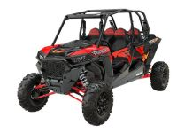 2017 Polaris RZR XP 4 Turbo EPS Sport-Utility Utility Vehicles Deptford, NJ