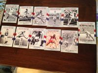 Olympic Track Events Cards