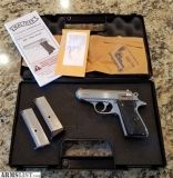 For Sale: Great Walther S&W PPK/S 380 acp stainless PPK inthebox