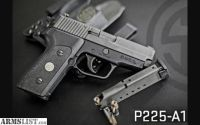 For Trade: NIB Sig Sauer P225A1 with SRT & NS