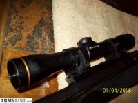 For Sale: Leupold scout/pistol scope