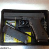 For Sale: Glock 21 Gen 2 with Night Sights RARE