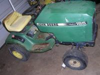 John Deere Rider for parts or repair (Athens)
