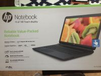 """HP Touch Display 15.6"""" Notebook"""