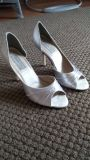 Bridal shoes size 9