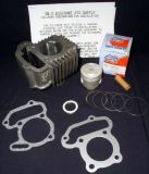 Purchase Yamaha YFM80 Moto-4 Badger Raptor Cylinder Top End Rebuild Kit Machining Service motorcycle in Somerville, Tennessee, United States, for US $159.95