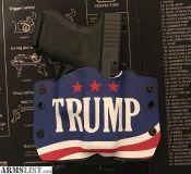 For Sale: Custom Trump Holster for Glock 42