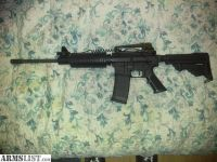 For Sale: Ar-15 with ammo