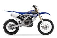 2017 Yamaha YZ450FX Competition/Off Road Motorcycles Gainesville, GA