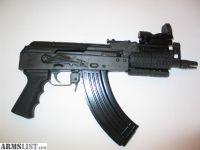 For Sale: M214 AK Pistol