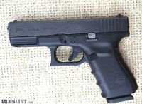 For Sale: GLOCK 23 Gen4, .40 SW Pistol, 15rd, Used Very good condition