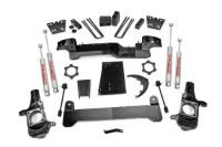 """Purchase Rough Country 297N2 01-10 Silverado Sierra 2500 4wd 6"""" Suspension Lift Chevy GMC motorcycle in Benton, Kentucky, United States, for US $1,295.95"""