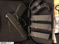 For Sale/Trade: Gen 4 Glock 19
