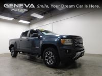 2015 GMC Canyon Crew Cab Pickup4WD SLE