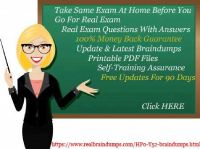 HP HP0-Y52 Actual Exam Question Answers