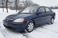2002 Honda Civic EX MOONROOF