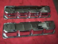 Purchase AMC V-8 VALVE COVERS CHROMED [new] motorcycle in Glendale, Arizona, United States