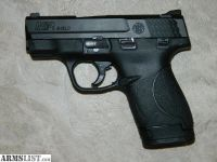 For Sale: Smith and Wesson Shield 9mm