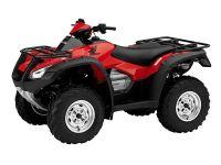 2017 Honda FourTrax Rincon Utility ATVs Roca, NE