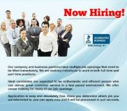 Do you have Business Development Executive experience (Southwest Tx)