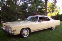 1973 Cadillac Eldorado Convertible