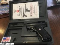 For Sale: Ruger MKII