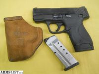 For Sale: SMITH & WESSON M&P 40 SHIELD COMPACT PISTOL .40S&W CONCEALED CARRY CCW