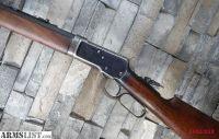 For Sale: RARE Winchester Model 1892 92 - 32-20