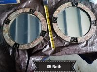 Decorative mirrors