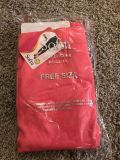 NWT women's leggings one size coral color