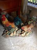 Chicken table