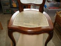Wood Furniture  Wicker Repair Chair Seat Caning   (Tyler  East Texas)